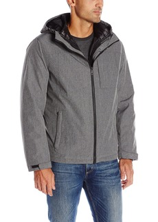 Tommy Hilfiger Men's Mountain Cloth 3-In-1 Systems Jacket  XL