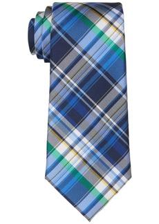 Tommy Hilfiger Men's Nantucket Classic Madras Plaid Tie