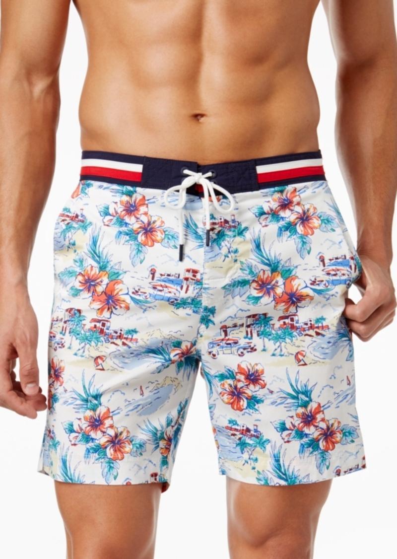 ef9888e5cb On Sale today! Tommy Hilfiger Tommy Hilfiger Men's Ocean Hill Floral ...