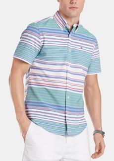 Tommy Hilfiger Men's Palmeiri Striped Shirt