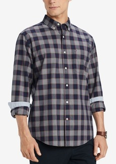 Tommy Hilfiger Men's Paolo Plaid Shirt, Created for Macy's
