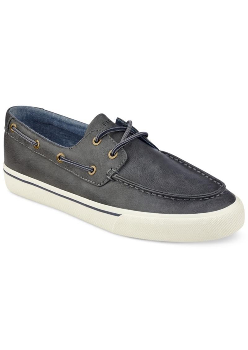 bcb7067756c56e Tommy Hilfiger Tommy Hilfiger Men s Pharis 2 Boat Shoes Men s Shoes ...