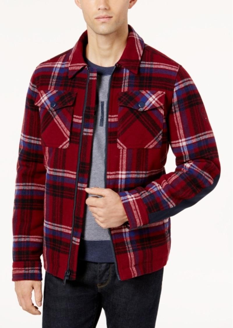 f8633026c Tommy Hilfiger Tommy Hilfiger Men's Plaid Jacket | Outerwear