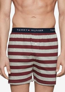 Tommy Hilfiger Men's Plaid Woven Cotton Boxers