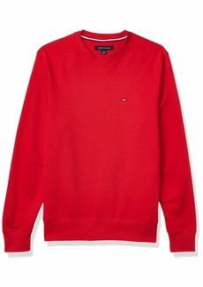 Tommy Hilfiger Men's Plain Crewneck Sweatshirt