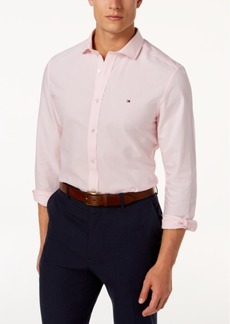 Tommy Hilfiger Men's Platt Striped Shirt, Created for Macy's