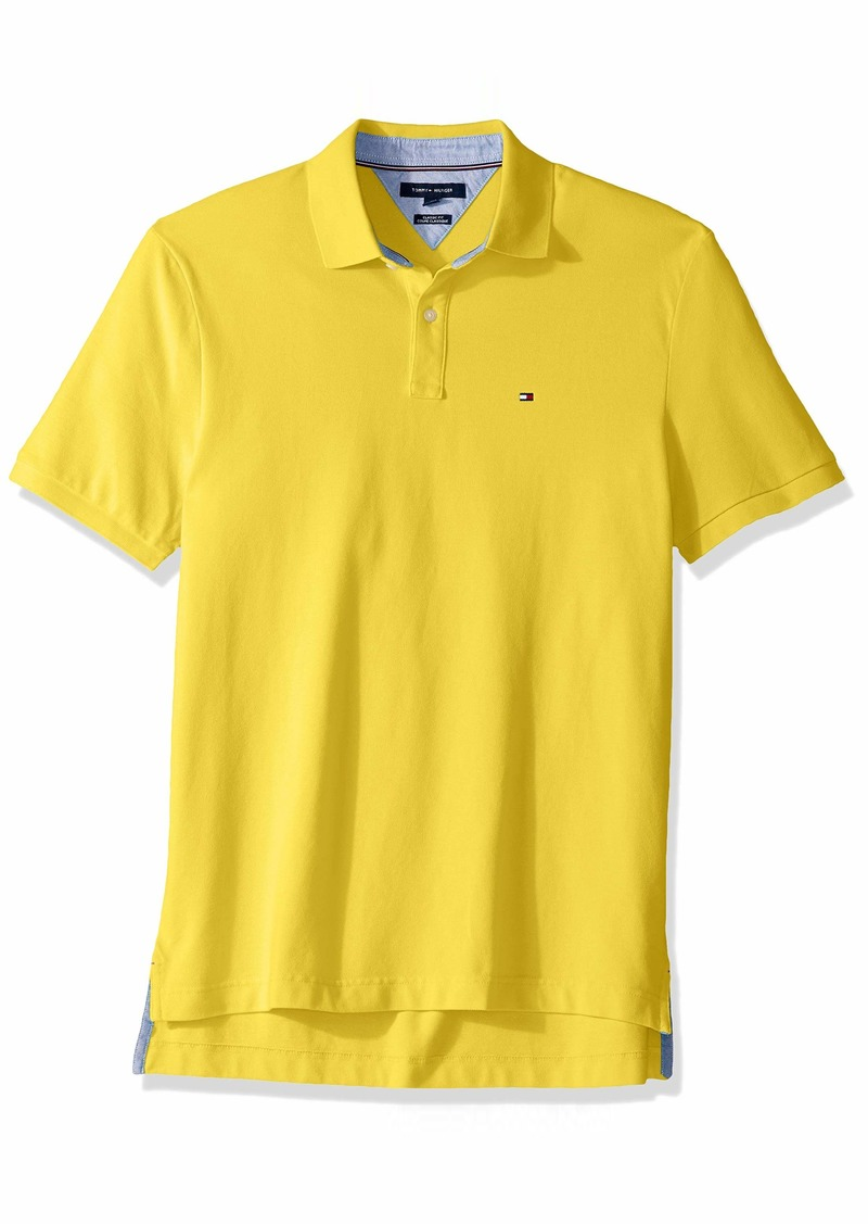 Tommy Hilfiger Men's Polo Shirt Classic Fit buttercup MD