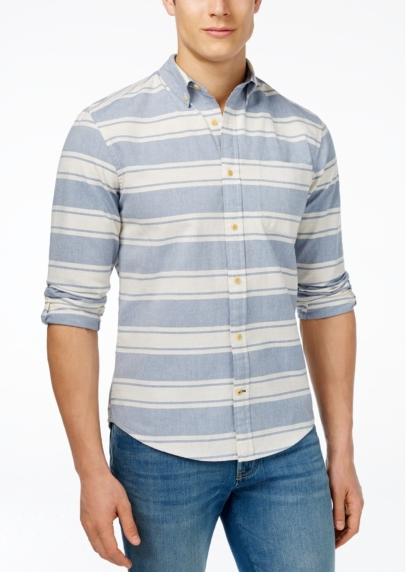 Tommy Hilfiger Men's Port Striped Shirt