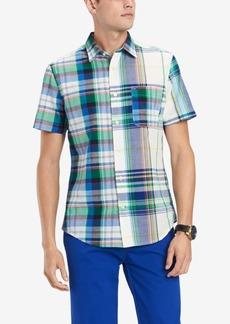 Tommy Hilfiger Men's Prescott Plaid Shirt, Created for Macy's
