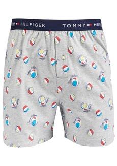 Tommy Hilfiger Men's Printed Cotton Boxers