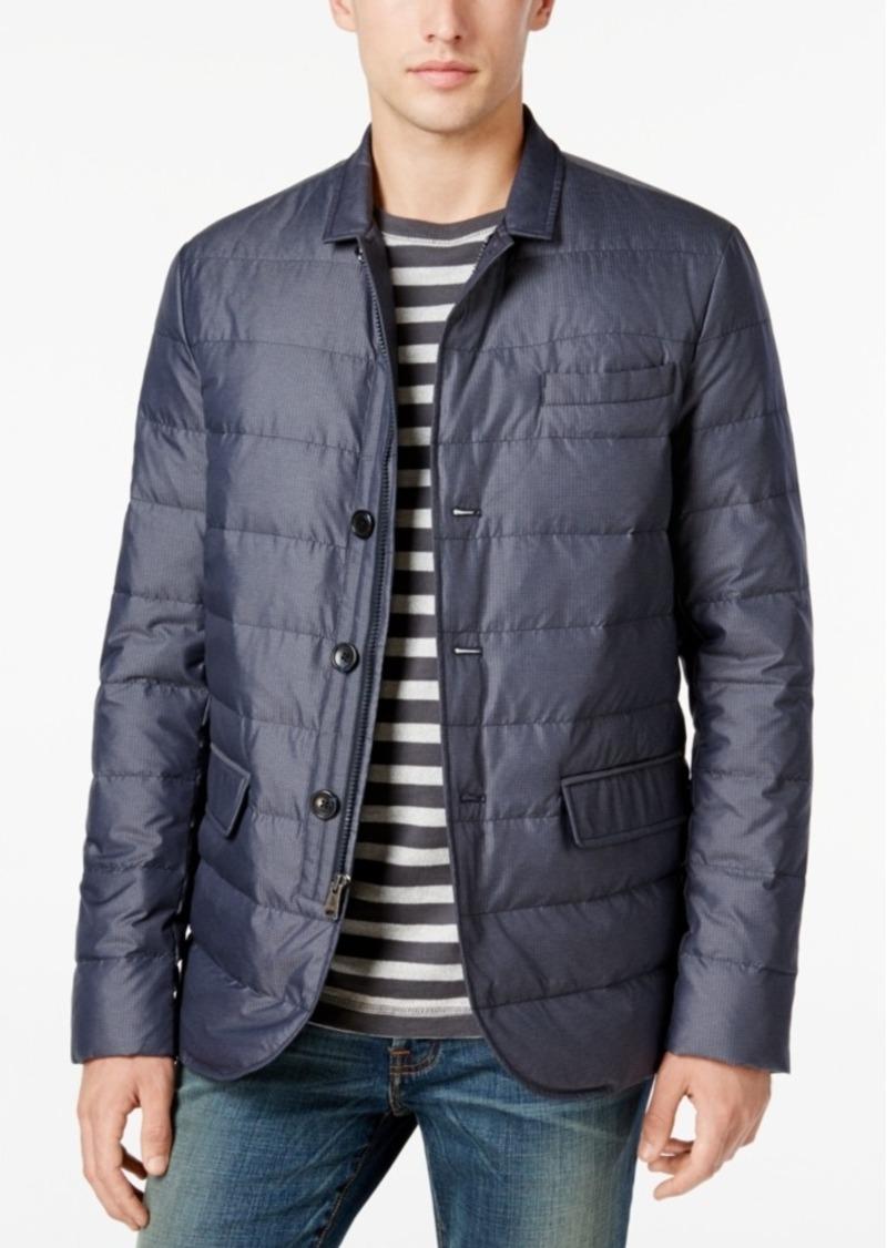 Tommy Hilfiger Men's Quilted Founder Jacket