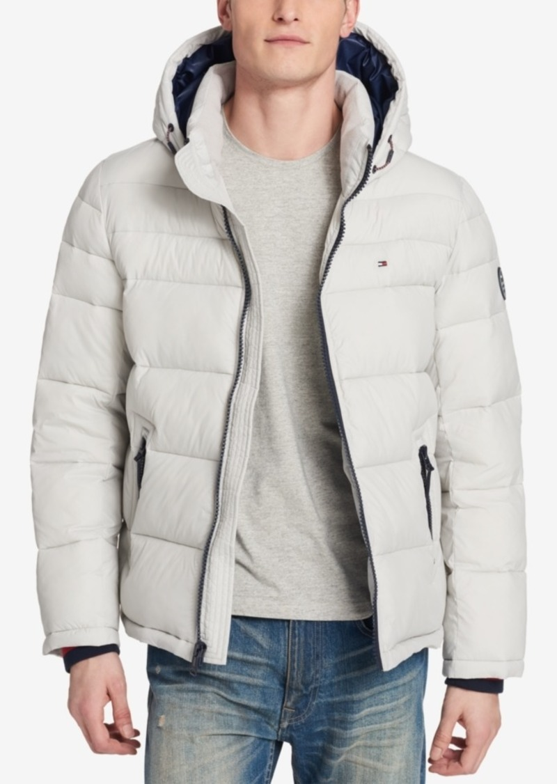 84d727a05b68a Tommy Hilfiger Tommy Hilfiger Men s Quilted Puffer Jacket
