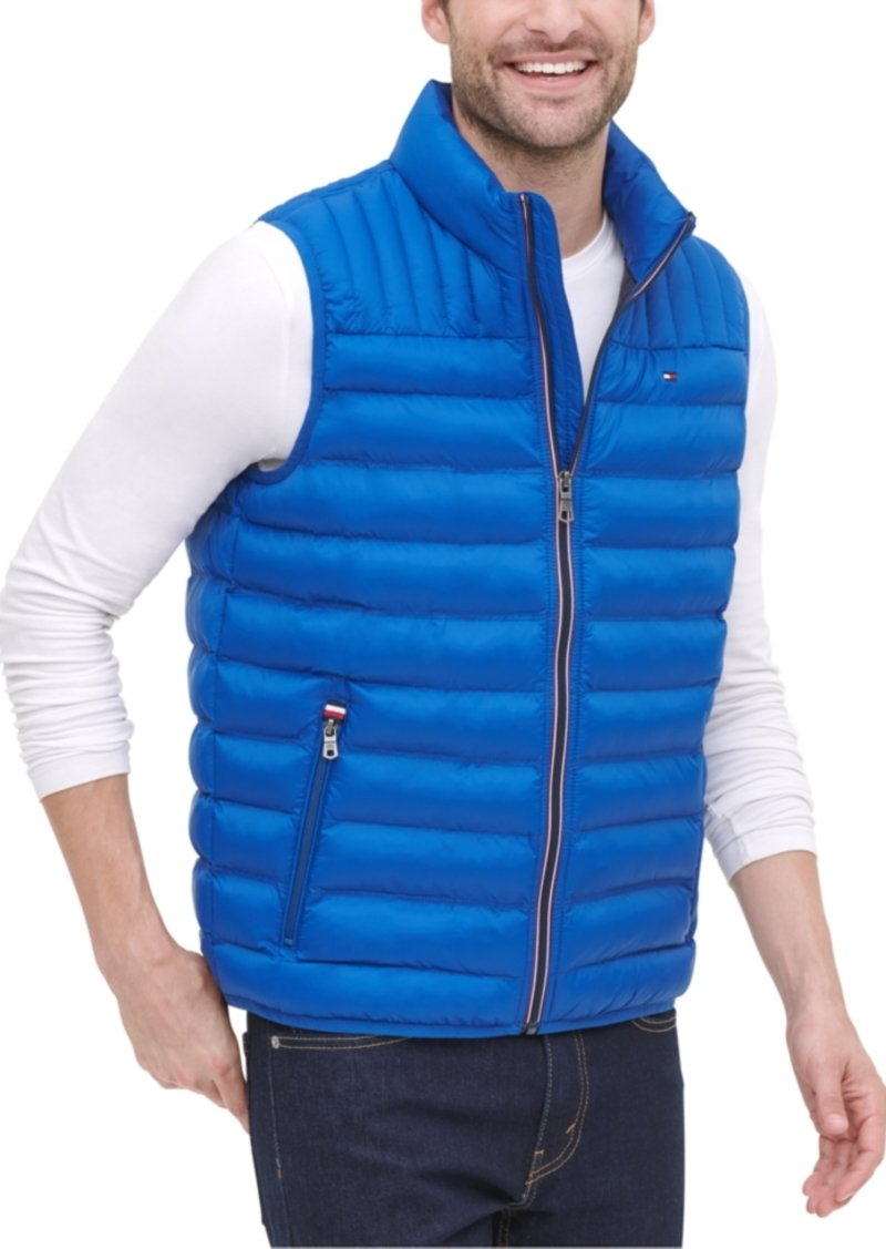 Tommy Hilfiger Men's Quilted Vest, Created for Macy's