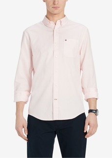 Tommy Hilfiger Men's Randall Classic Fit Check Shirt, Created for Macy's