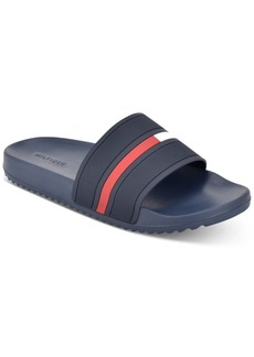 Tommy Hilfiger Men's Redder Slide Sandals Men's Shoes