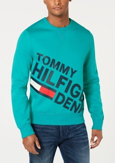 Tommy Hilfiger Denim Men's Reed Graphic Sweatshirt, Created for Macy's