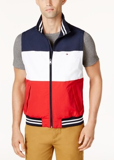Tommy Hilfiger Men's Regatta Flag Vest, Created for Macy's