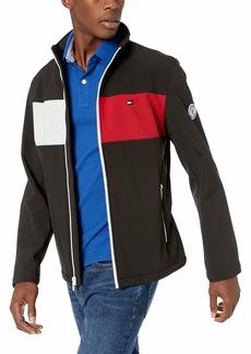 Tommy Hilfiger Men's Retro Sport Soft Shell Jacket