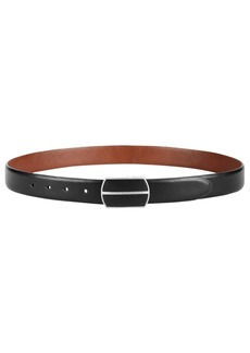 Tommy Hilfiger Men's Reversible Plaque Dress Belt