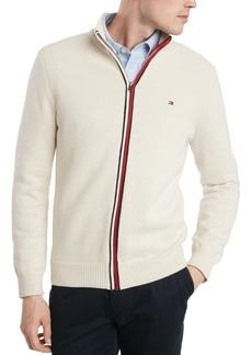 Tommy Hilfiger Men's Rhodes Regular-Fit Full-Zip Sweater