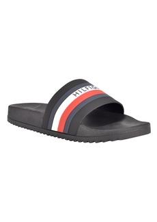 Tommy Hilfiger Men's Riker Pool Slide Sandals Men's Shoes