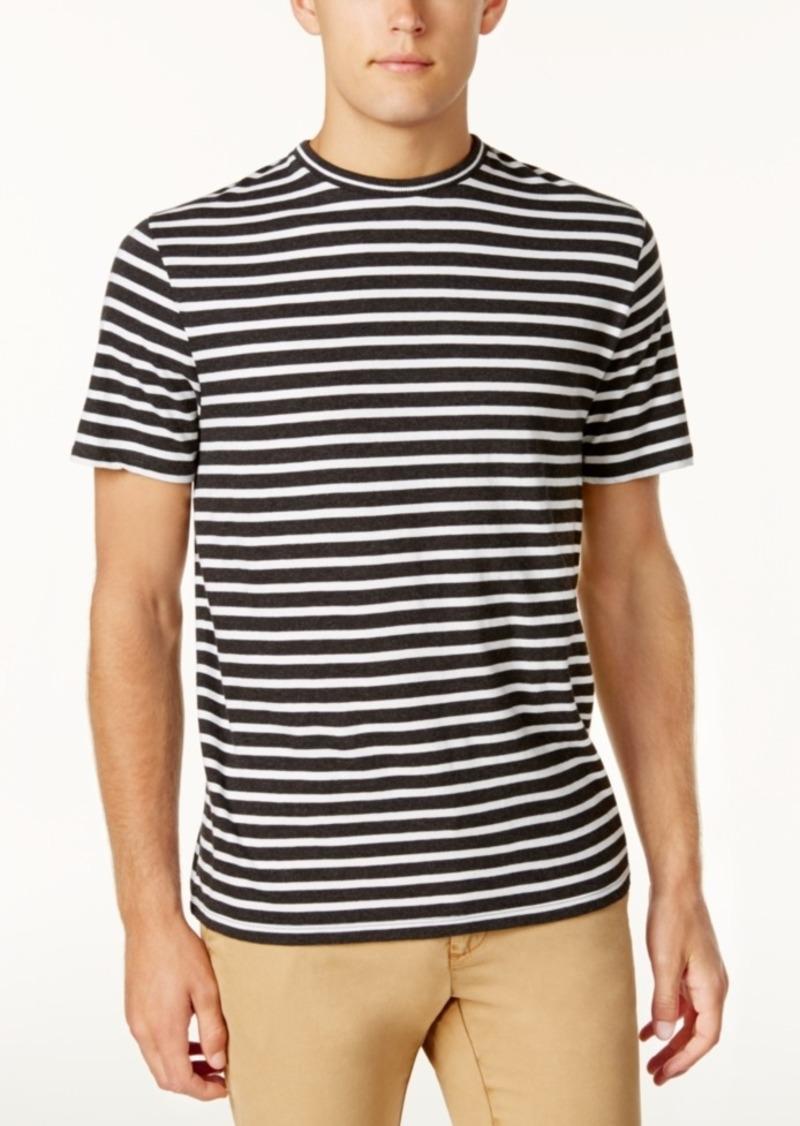 25bb2890af Tommy Hilfiger Tommy Hilfiger Men's Riviera Striped T-Shirt | T Shirts