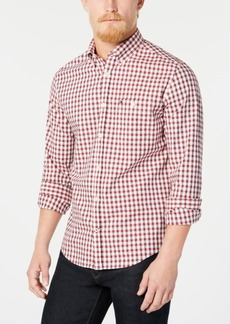 Tommy Hilfiger Men's Russell Dobby Shirt, Created for Macy's