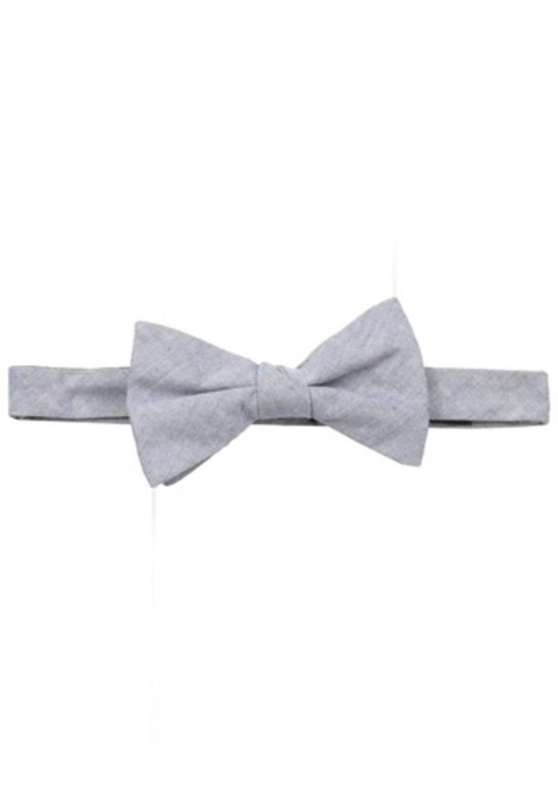 Tommy Hilfiger Men's Rwb Solid Pre-Tied Bow Tie