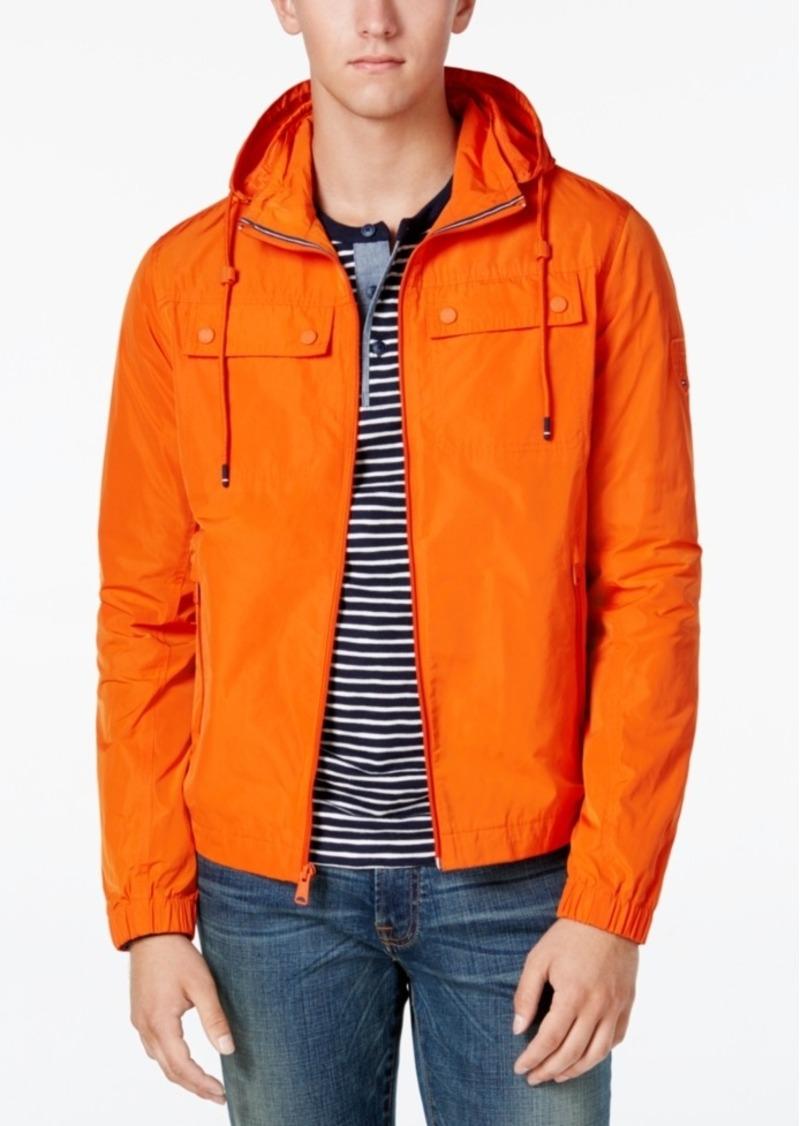 Tommy Hilfiger Tommy Hilfiger Men s Seaport Windbreaker Jacket e001f7b156