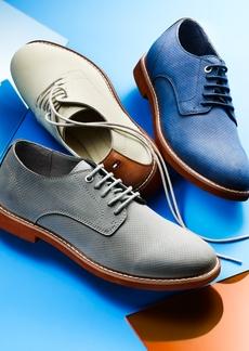 41b89cf64 Tommy Hilfiger Tommy Hilfiger Men s Seaside Perforated Oxfords Men s Shoes