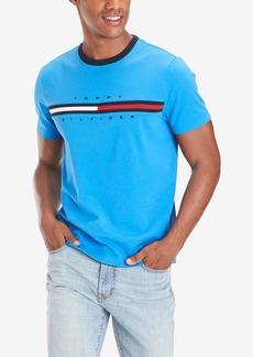 Tommy Hilfiger Men's Short Sleeve Logo T-ShirtMD