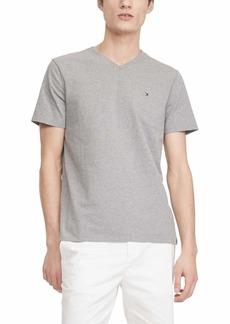Tommy Hilfiger Men's Short Sleeve V Neck T Shirt  XXL