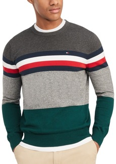 Tommy Hilfiger Men's Signature Knoxville Sweater