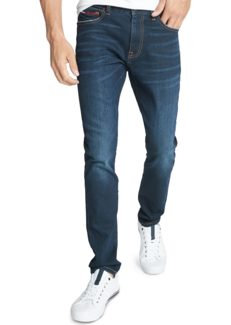 Tommy Hilfiger Men's Skinny-Fit Jeans, Created For Macy's
