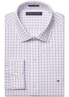 Tommy Hilfiger Men's Slim Fit Performance Stretch Dress Shirt, Online Exclusive