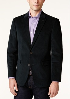 Tommy Hilfiger Men's Slim-Fit Corduroy Elbow Patch Sport Coat