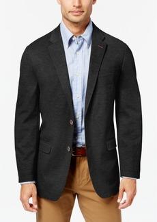 Tommy Hilfiger Men's Slim-Fit Solid Knit Sport Coat