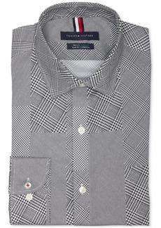 Tommy Hilfiger Men's Slim-Fit Stretch Performance Dress Shirt