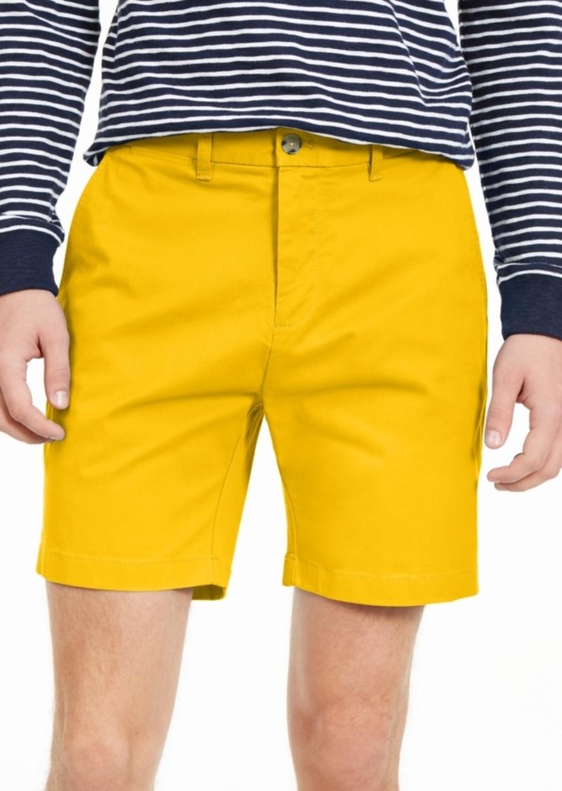 Tommy Hilfiger Men's Solid Shorts