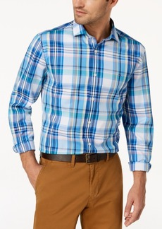 Tommy Hilfiger Men's Sonny Plaid Shirt