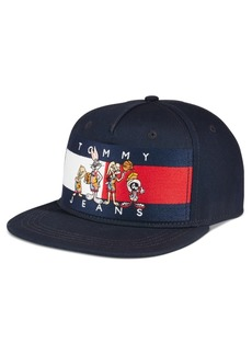 Tommy Hilfiger Men's Space Jam: A New Legacy x Tommy Jeans Tommy Jeans Tunes Squad Cap