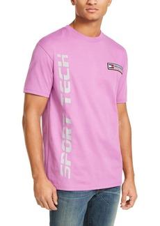 Tommy Hilfiger Men's Sport Tech Logo T-Shirt