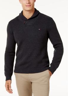 Tommy Hilfiger Men's Stockton Shawl-Collar Sweater