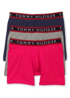 Tommy Hilfiger Men's Stretch Boxer Briefs 3-Pack