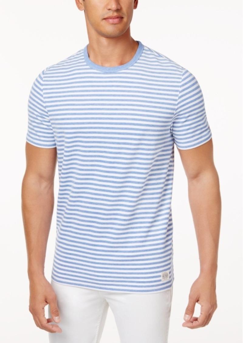 a5ad74cf93 Tommy Hilfiger Tommy Hilfiger Men's Striped T-Shirt | T Shirts