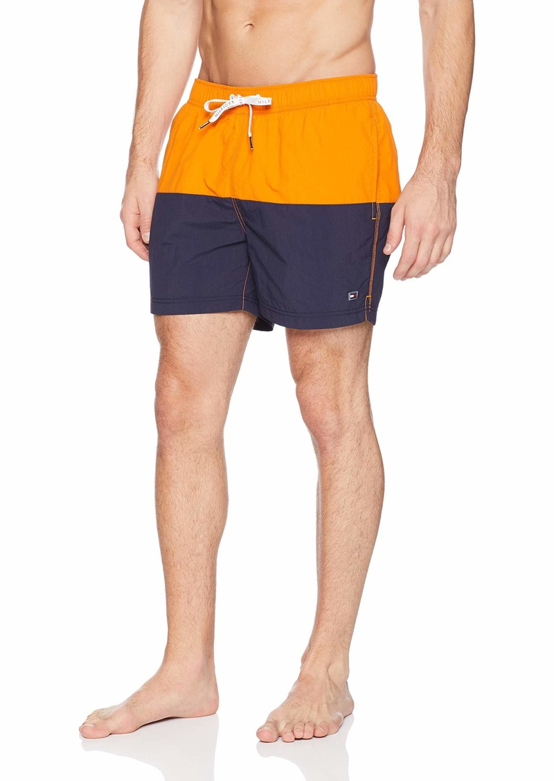 8150668a2e On Sale today! Tommy Hilfiger Tommy Hilfiger Men's Swim Trunks Short ...
