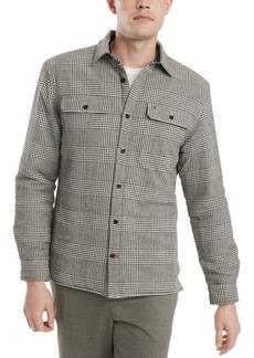 Tommy Hilfiger Men's Tate Regular-Fit Plaid Shirt Jacket