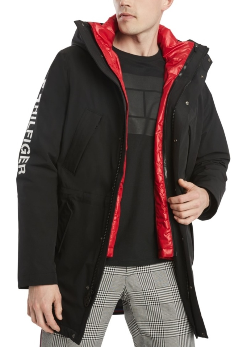 wholesale online free delivery limited guantity Men's Tech 3-in-1 Fishtail Parka Jacket, Created For Macy's