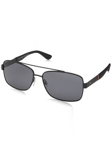 Tommy Hilfiger Men's TH1521/S Square Sunglasses