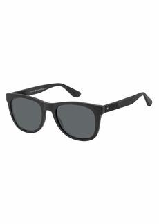 Tommy Hilfiger Men's Th1559s Square Sunglasses  52 mm